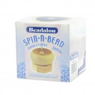 Beadalon carica perline spin-n-bead Junior legno